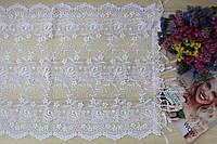 Свадебный церковный ажурный шарф