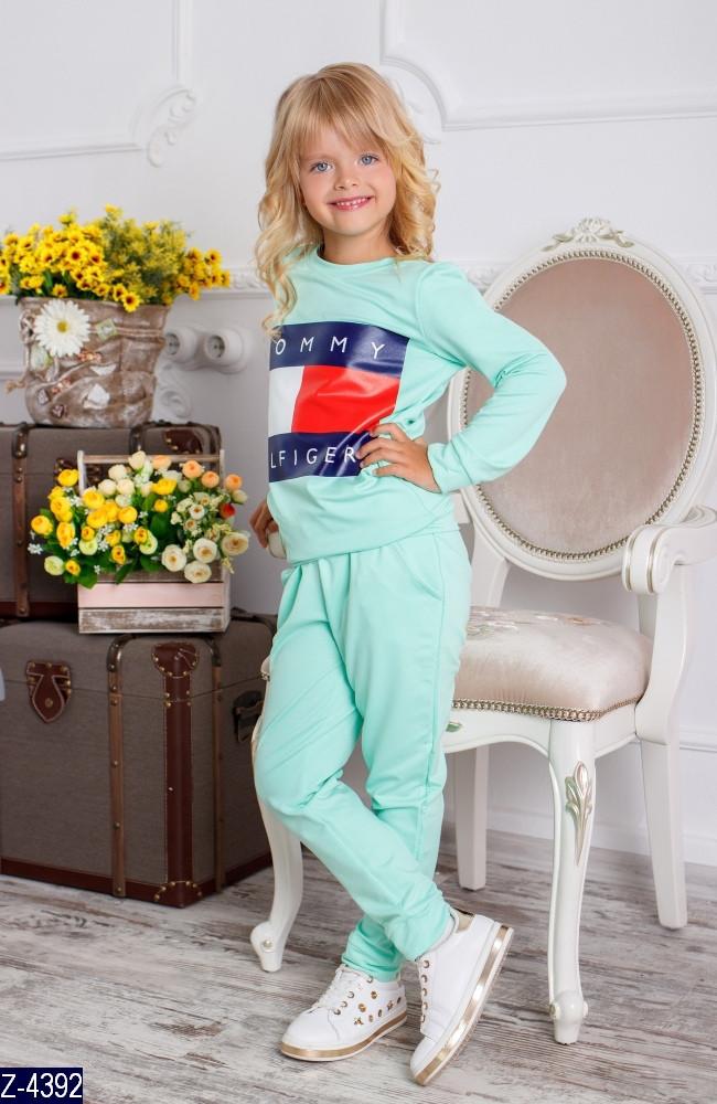 Спортивный костюм детский Tommy Hilfiger 1-3 года, 4-6 лет, 6-8 лет Два цвета Отличное качество
