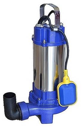 Фекальный насос WERK V1300DF (с измельчителем), фото 2