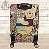 Комплект чемоданов эко-кожа  2в1 1803, фото 3