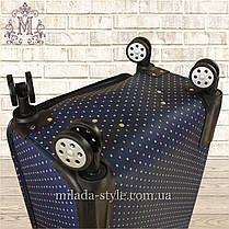 Комплект чемоданов эко-кожа  2в1 1802, фото 2