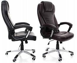 Офисное компьютерное кресло Canetti , черное, фото 2