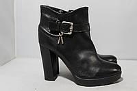 Женские кожаные ботинки San Marina, фото 1