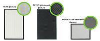 Мощный очиститель воздуха бытовой (для дома и помещений) Elite-101 НЕРА фильтр, фото 4