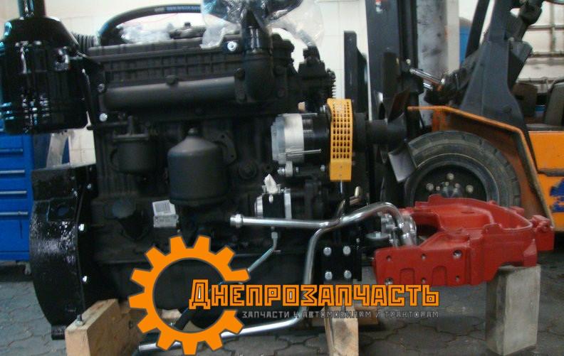 Переоборудование двигателя ЮМЗ на МТЗ