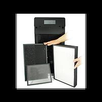 Мощный очиститель воздуха бытовой (для дома и помещений) Elite-101 НЕРА фильтр, фото 5