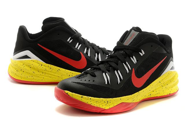 Баскетбольные кроссовки Nike Hyperdunk 2014 low