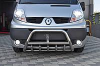 Кенгурятник Опель Виваро (Opel Vivaro)