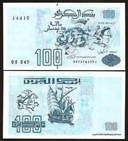 Algeria Алжир - 100 Dinars 1992 Pick 137 UNC