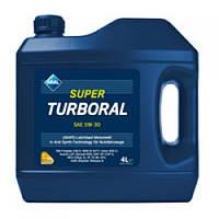 Моторное масло Aral SuperTurboral sae 5w30 4л