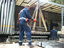 Транспортировка гранитных плит