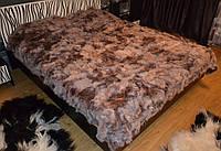 Меховое покрывало из козлика, фото 1