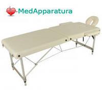 Массажный стол 01A 2-х секционный (МСТ-002Л)