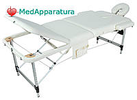 Массажный стол 01A М/К (3-х секционный) (МСТ-102Л)