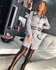 Элегантное платьев офисном стиле, фото 3