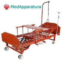 Кровать медицинская с туалетным устройством и функцией «кардиокресло» YG -6 (MM-191ПН)