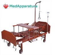 YG-5( ММ-036Н) Кровать механическая с боковым переворачиванием, туалетным устройством и функцией кардиокресло
