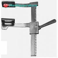 Ранорасширитель рейковий для грудної порожнини з витратою дзеркал від 0 до 195 мм Р-4