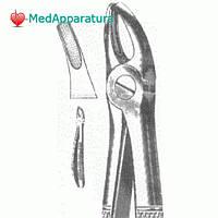Щипцы для удаления клыков и премоляров верхней челюсти №7 Щ-171