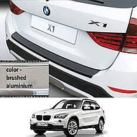 BMW X1 E84 2012-2015 пластиковая накладка заднего бампера, фото 1