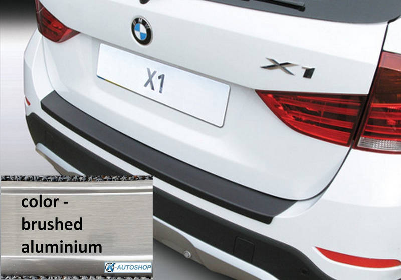 RBP4621 rear bumper protector BMW E84 X1 2012-2015 ALU