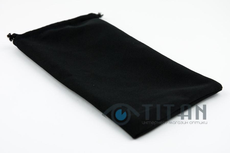 Мешочки для очков черные