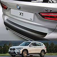 BMW F48 X1 2015+ накладка заднего бампера