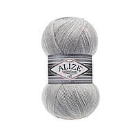 Пряжа Superlana Tig Alize 208 светло-серый (Суперлана Тиг Ализе)