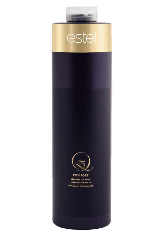 Шампунь для волос с комплексом масел Q3 COMFORT 100мл