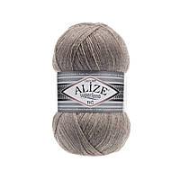 Пряжа Superlana Tig Alize 207 светло - коричневый  (Суперлана Тиг Ализе)