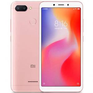 Xiaomi Redmi 6 3/32Gb Rose Gold Гарантия 1 год