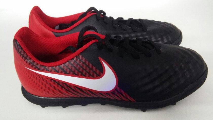 Сороконожки Nike black Magistax Ola II TF Kids (оригинал)