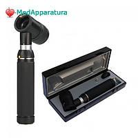 Дерматоскоп ri-derma®, светодиодное освещение LED3,5 В, С-ручка для 2 литиевых батареек
