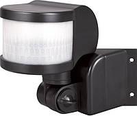 Датчик движения инфракрасный e.sensor.pir.13.black (черный) 270 °, IP44