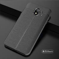 TPU чехол накладка Focus для Samsung Galaxy J4 j400 2018 (2 Цвета)