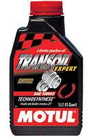 Масло трансмиссионное для скутера полусинтетическое Motul Transoil Expert SAE 10W40, 1л