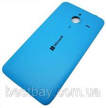 Задня кришка Microsoft 640 XL Lumia Dual Sim (RM-1062,RM-1065) blue