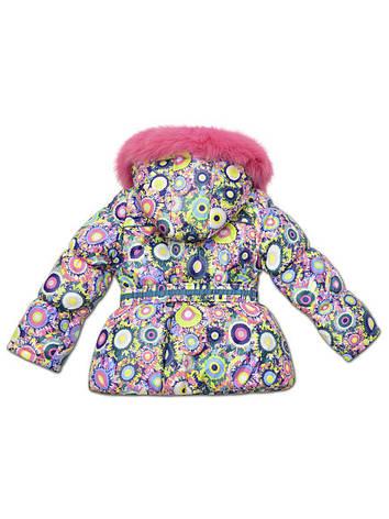 Детский зимний комбинезон для девочки от Donilo  2931 от 80-116, фото 2