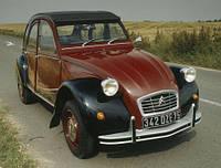 Ситроен 2CV — автомобиль столетия