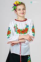 """Вишиванка для дівчинки """"Калина"""", фото 1"""