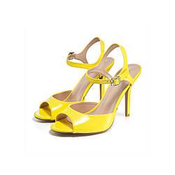 "Faberlic женские Босоножки ""Белла"" желтые размер 35 37 38 39 40 SN007 арт 88158"