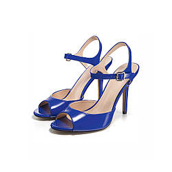 "Faberlic женские Босоножки ""Белла"" синие размер 35 36 37 38 40 SN006 арт 88152"