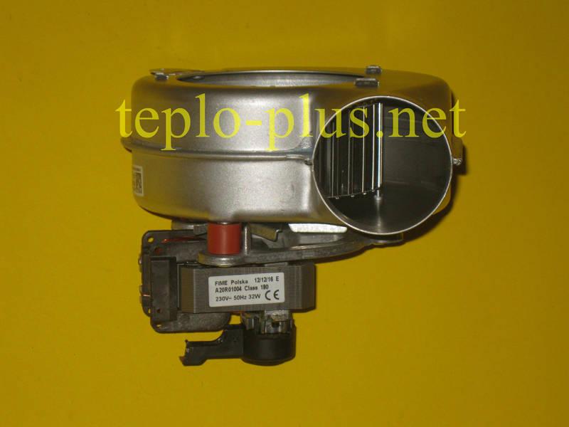Вентилятор 8718643264 Bosch Gaz 6000 W WBN 6000-18C RN, фото 5