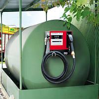 Емкости для хранения дизельного топлива