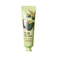 Крем для рук с экстрактом авокадо TONYMOLY I'm Avocado Hand Cream 30 ml