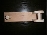 Вешалка держатель для веника в сауне