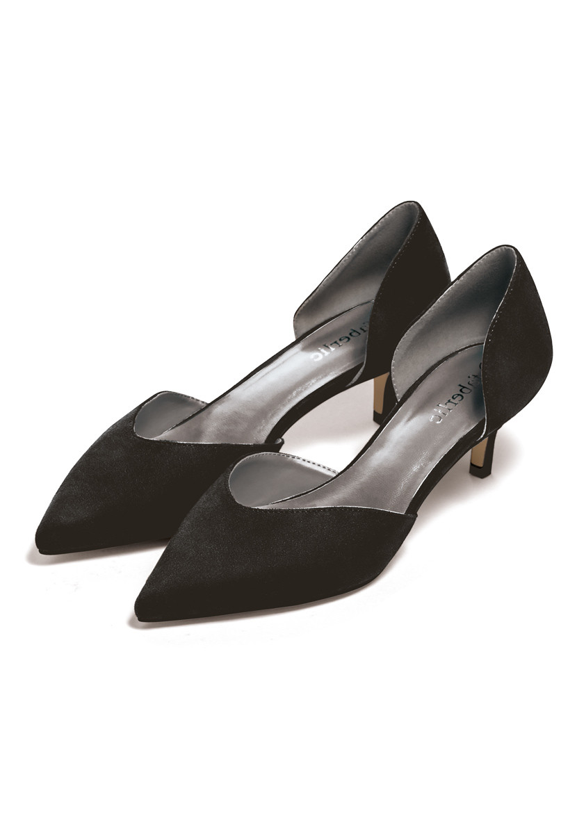 1d6ff5177 Faberlic женские Туфли D'Orsay черные размер 35 36 37 38 39 40 41 Vivat