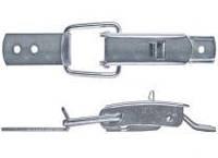Защелка нержавеющая 2/55/60F A2 AISI 305 (154 х 36 мм)