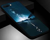 Чехол для Apple iPhone 7 Plus iPhone 8 Plus Star Road+подарок стильный ремешок