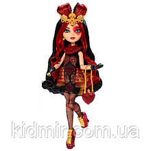 Кукла Ever After High Лиззи Хартс (Lizzie Hearts) Базовая ПЕРЕВЫПУСК Школа Долго и Счастливо
